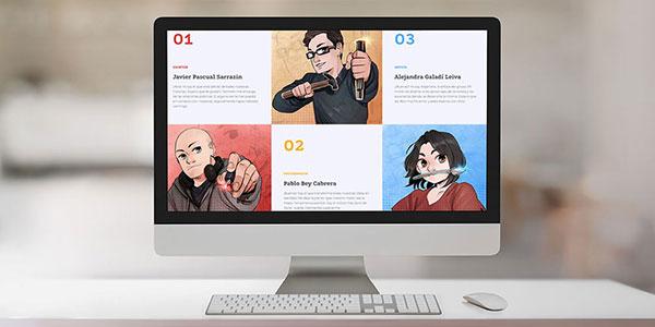 diseño páginas web altea