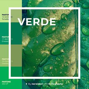 color verde significado