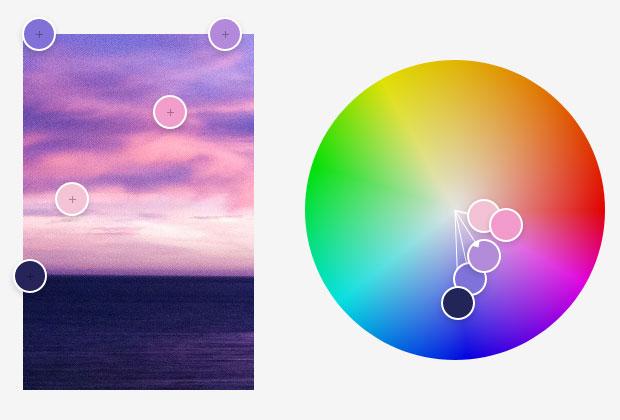 color significado y creatividad